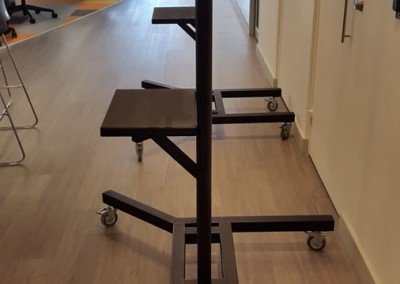 Rack movil de TV 2